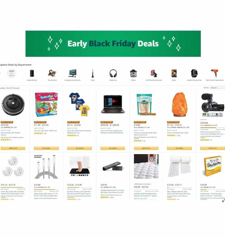 Amazon weekly ad for 18/01/2021-24/01/2021