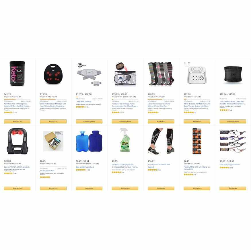 Amazon black friday ad 2021