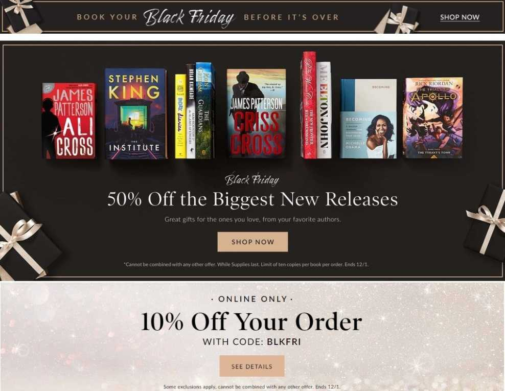 Barnes & Noble weekly ad for 02/08/2021-08/08/2021