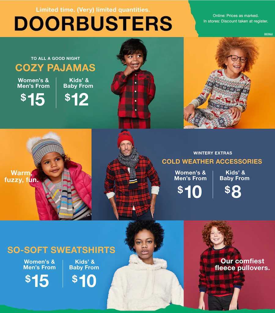 Gap weekly ad for 19/07/2021-25/07/2021