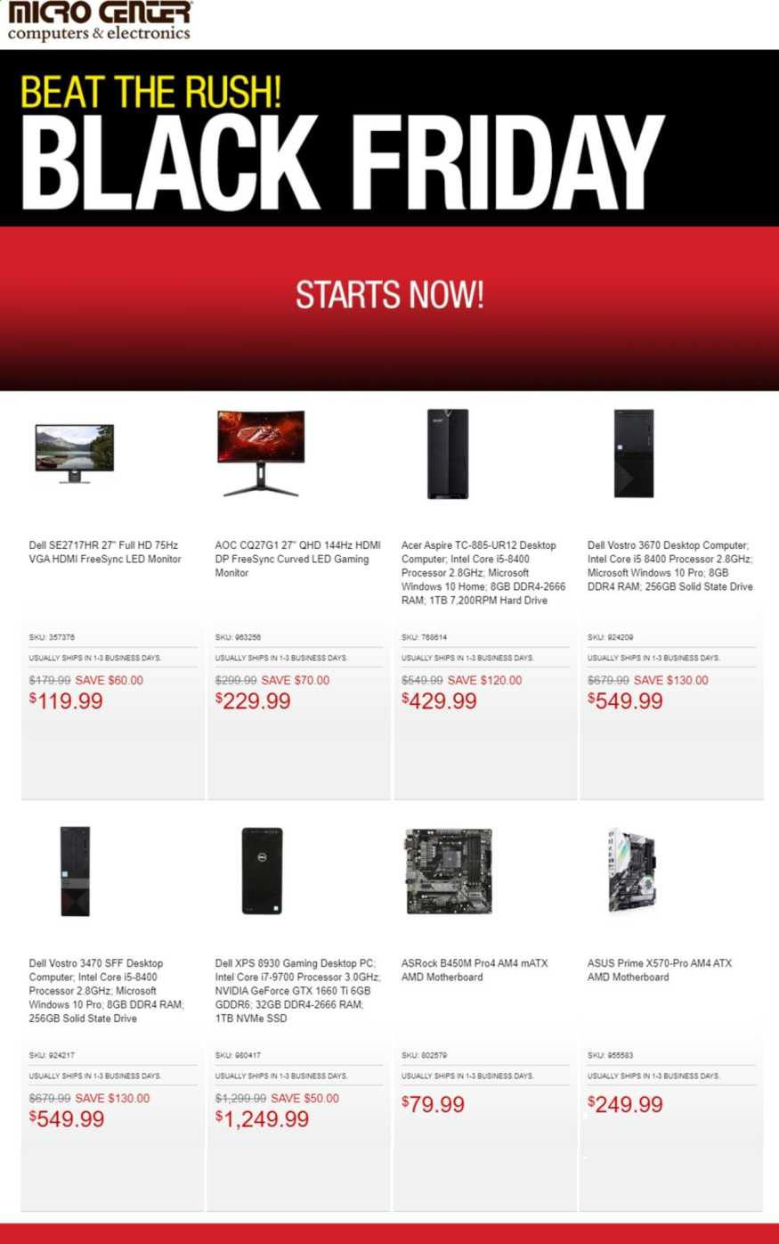Micro Center weekly ad for 14/06/2021-20/06/2021