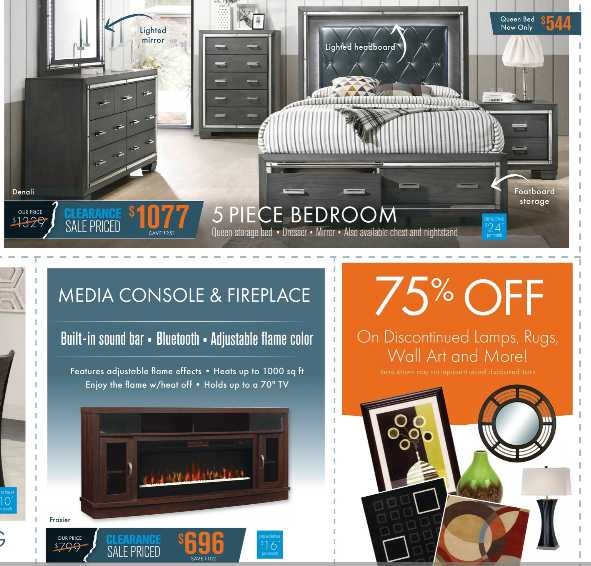 The Room Place weekly ad for 26/07/2021-01/08/2021