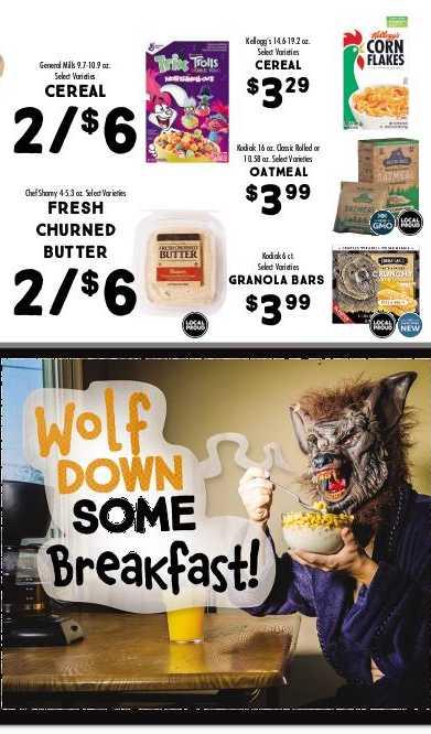 The Fresh Market black friday ad 2021