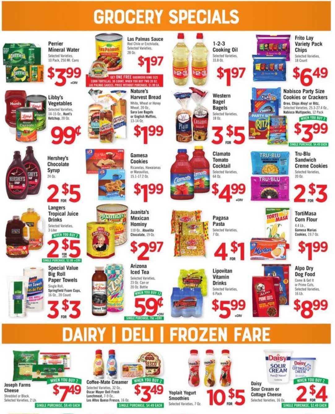 Vallarta weekly ad for 13/09/2021-19/09/2021