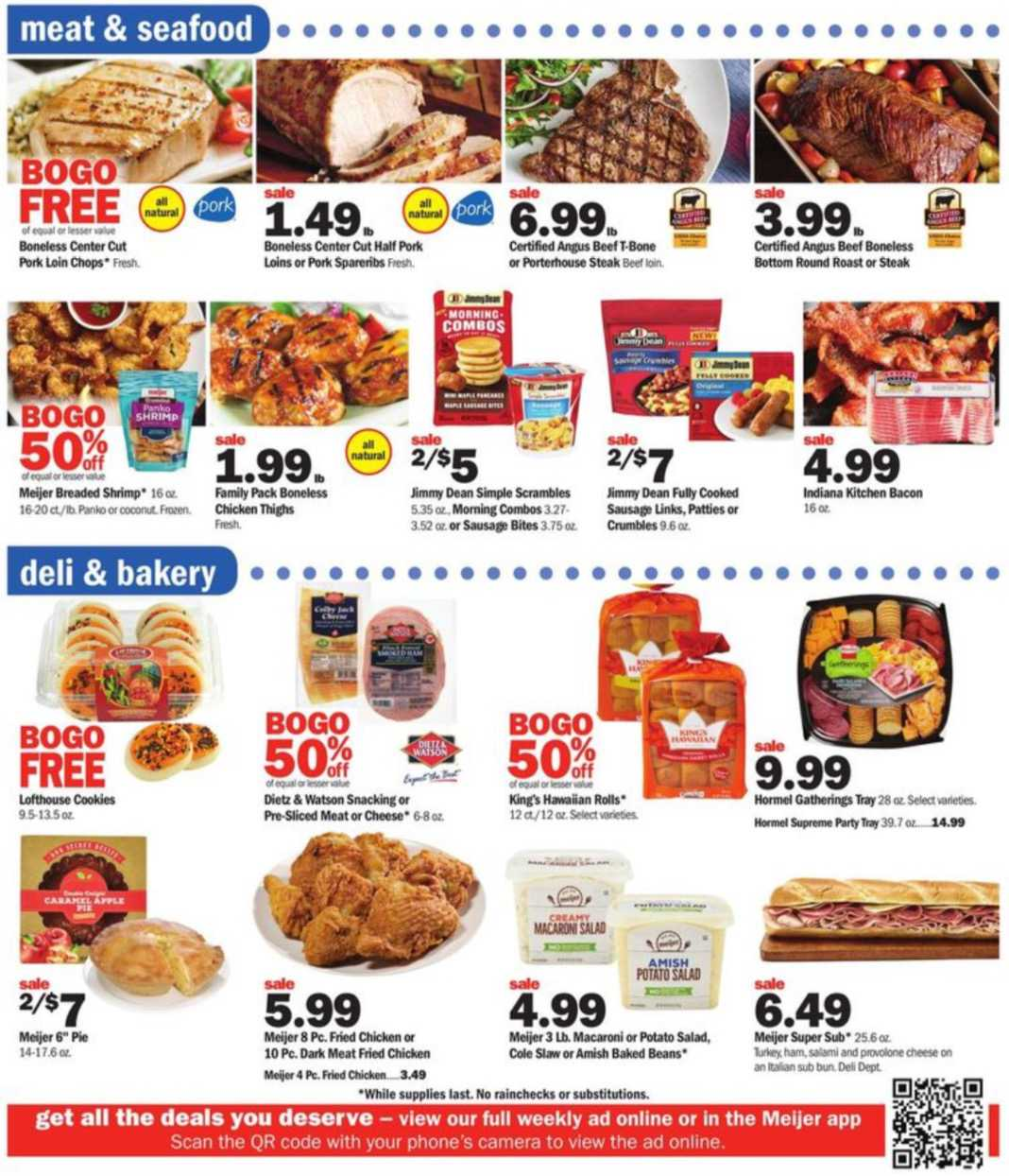 Meijer weekly ad for 20/09/2021-26/09/2021