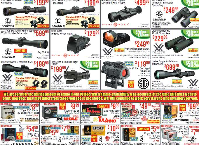 Fin Feather Fur black friday ad 2021