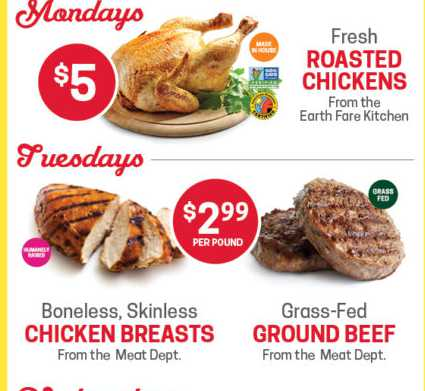 Earth Fare weekly ad for 19/07/2021-25/07/2021