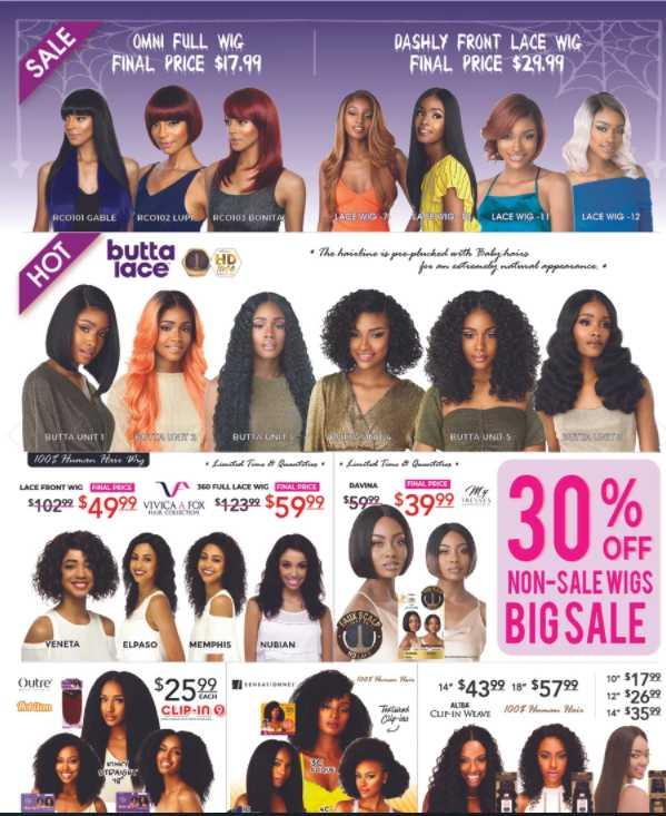 Beauty Master black friday ad 2021