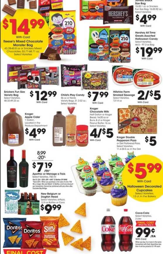 Jay C Food Stores black friday ad 2021
