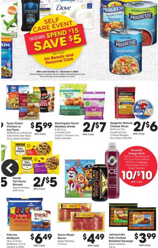 Jay C Food Stores weekly ad for 27/09/2021-03/10/2021