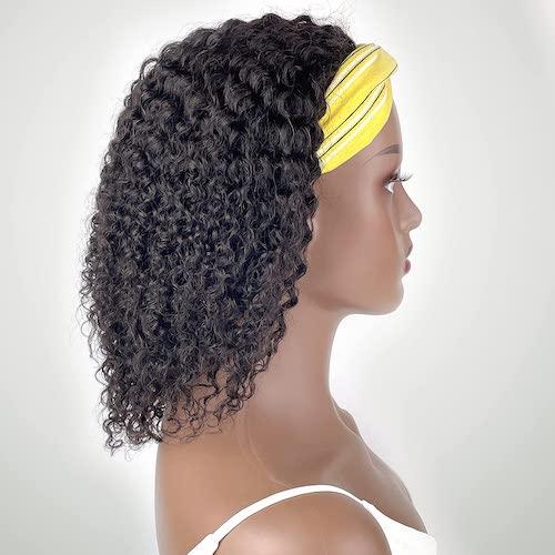 Get 20% Off Headband Wig for Black Women 12-22 Inch Wigs