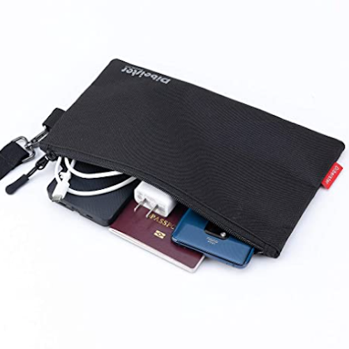 Dibeister detachable wristband handbag