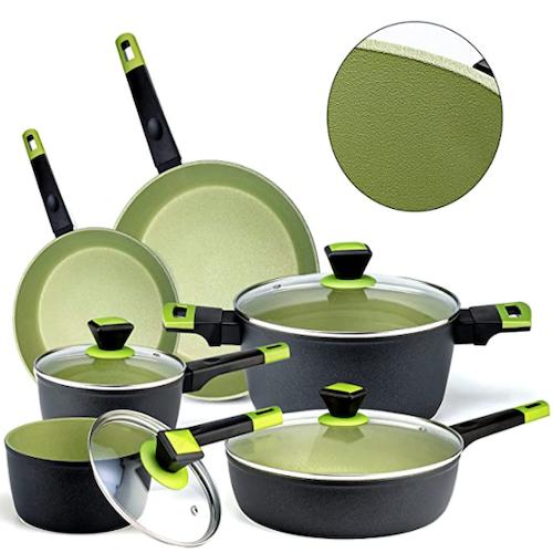 Prikoi Pots and Pans Set