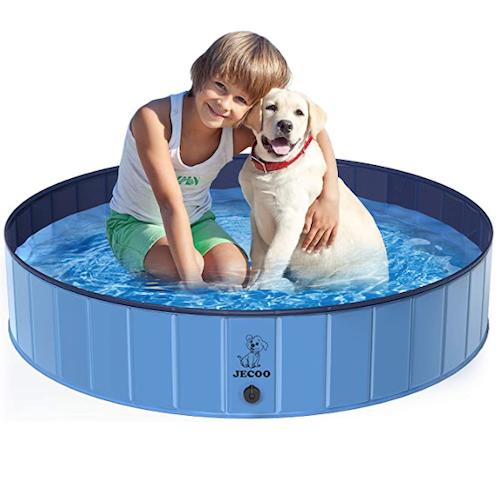 47% off sale Jecoo Foldable Dog Pool