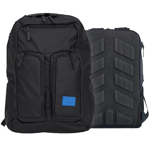 67 % OFF COTS Water Resistant Stylish College School Travel Casual Daypack Bookbag with Laptop Compartment