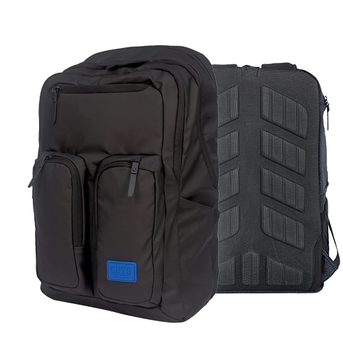 COTS Water Resistant Large Compartment Anti-theft School Travel Backpack