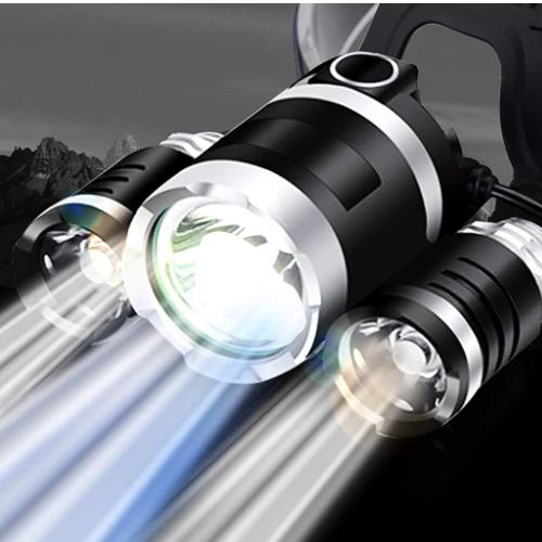 Headlamp,Brightest High 6000 Lumen LED Work Headlight  50% off