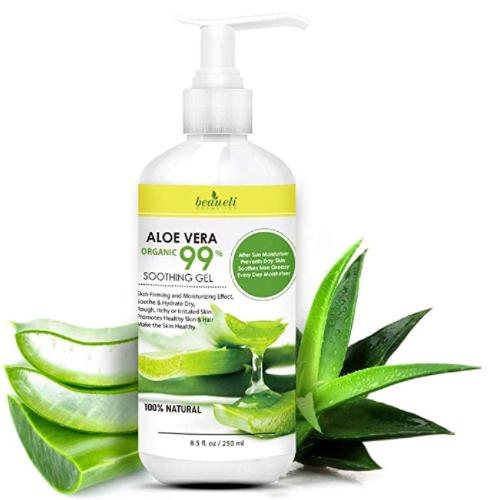Beaueli Aloe Vera gel, Aloe Hand gel 50% off