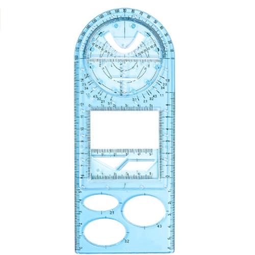 New Multifunctional Geometric Ruler 50% off