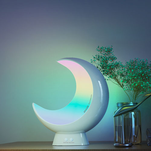 Ecolor Smart Moon Table Lamp 47%OFF
