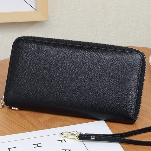 Leather Wallets 50% off