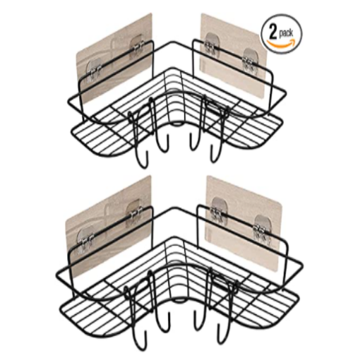 2-tier corner shower caddy 50% off