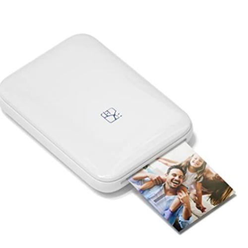 Mini Portable Instant Photo Printer 40% OFF