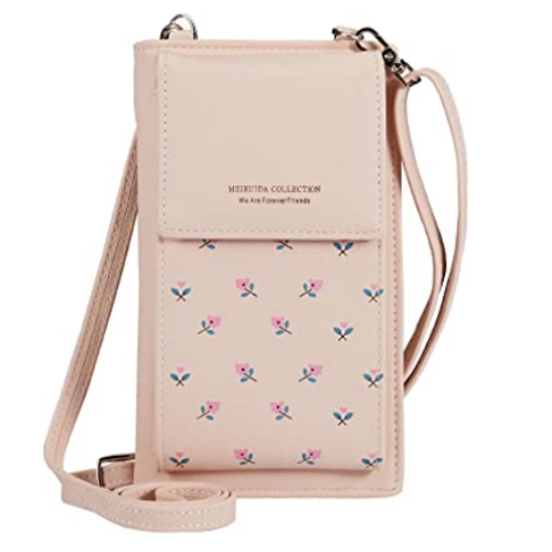 SINNO Touchscreen Purse Small Cell Phone Purse Crossbody Bags for Women Fits Most Smartphones 71% OFF