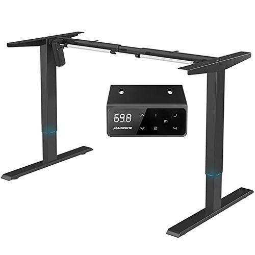 50% Off + $30 Clip Coupon! After Coupon Only $89.99 for the MAIDeSITe Electric Standing Desk Frame