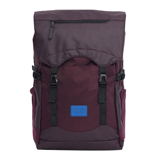 COTS Tear Resistant Vintage Laptop Backpack (Purple)