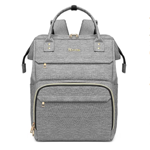 Laptop Backpack Women Travel Backpack School with USB Charging Port Anti-theft Business Work Bag Computer Backpack Nurse Bags 50% off