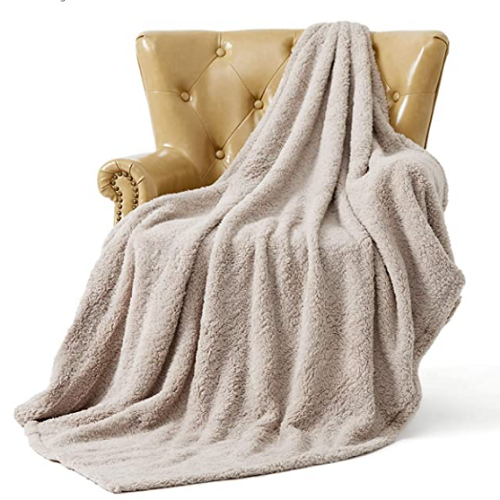 FFLMYUHUL I U Ultra Super Soft Lightweight Cozy Throw Blanket 50% off