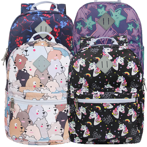 COTS backpack for girls