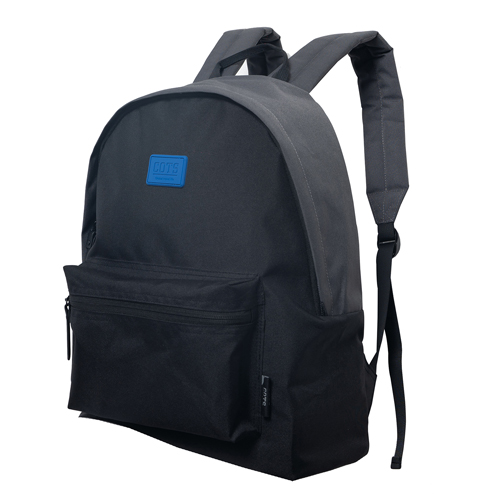 COTS Lightweight School Backpack for Teen Girls Boys (black)
