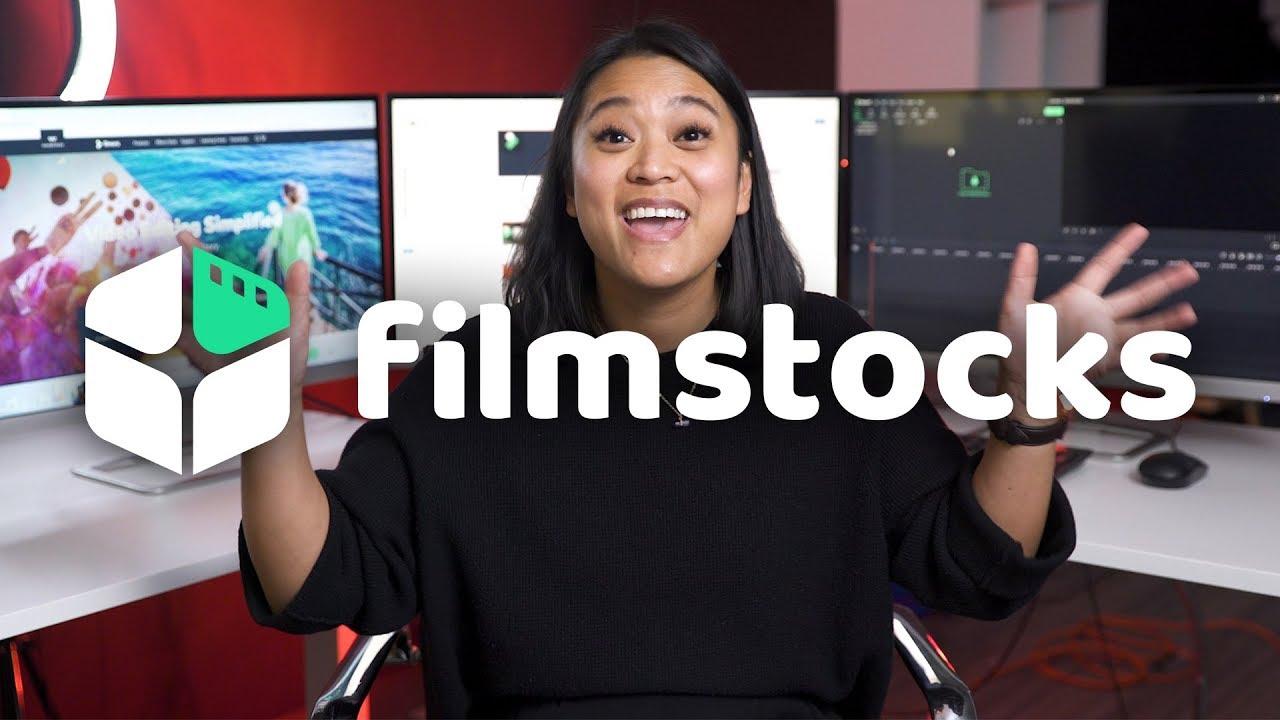Wondershare Filmstocks