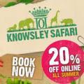 Knowsley Safari Park Voucher