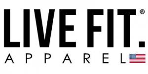 Live Fit. Apparel Promo Codes