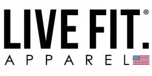 Live Fit. Apparel