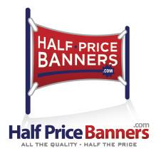 Halfpricebanners free shipping coupons