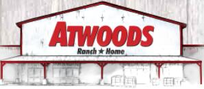 Atwoods free shipping coupons