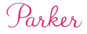 Parker promo code