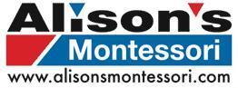 Alison's Montessori