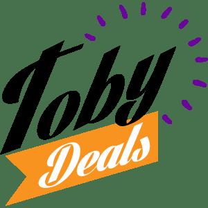 Toby Deals Discount Code