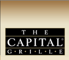 Capital Grille promo code