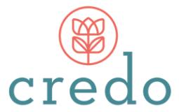 Credo free shipping coupons
