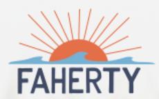 Faherty promo code