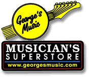 George's Music Coupon