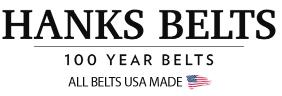 Hanks Belts Promo Codes