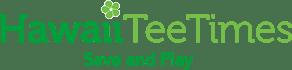Hawaii Tee Times Promo Codes