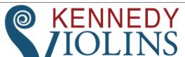 Kennedy Violins Promo Codes
